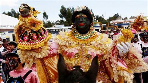 mama negra festival ecuador the multi cultures and customs of ecuador