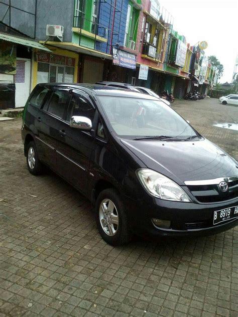 Toyota Kijang Innova G toyota kijang innova 2005 g mobilbekas