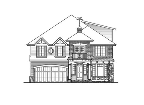 suson place colonial home plan suson park colonial home plan 071d 0168 house plans and more
