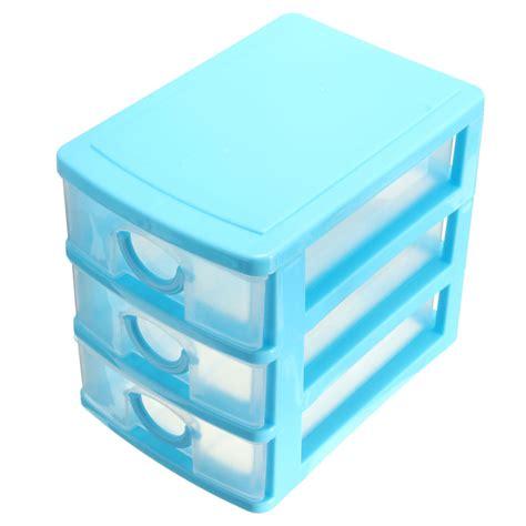Desktop Storage Drawers by Desktop Storage Box 2 Or 3 Drawers Jewelry Organizer