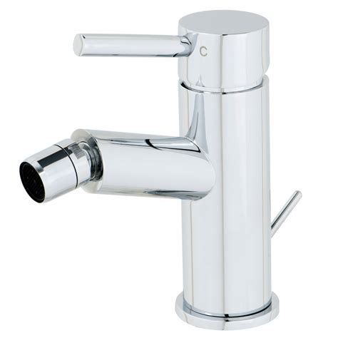 Bidet Mixer Tap cruze bidet mixer tap with pop up waste at plumbing uk