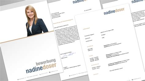 Bewerbung Layout Word by Photo One Bewerbung Mit Word Datei Photo One