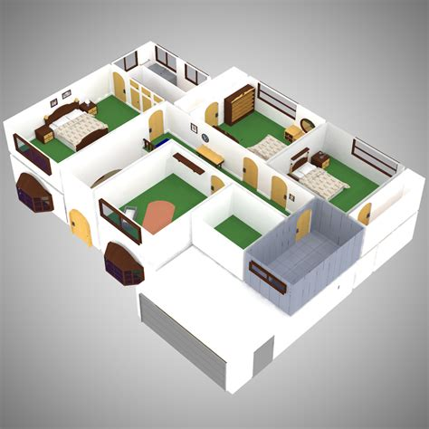interior house model 3d model house interior house and home design