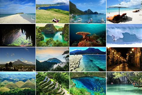 best destinations to visit 20 tourist destinations to visit in the philippines in