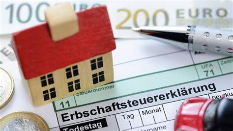 wann wird erbschaftssteuer fällig immobilien erben wann wird erbschaftssteuer f 228 llig n tv de