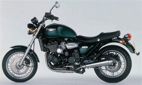 Мотоцикл Triumph Legend Tt 900 1999 Фото Характеристики