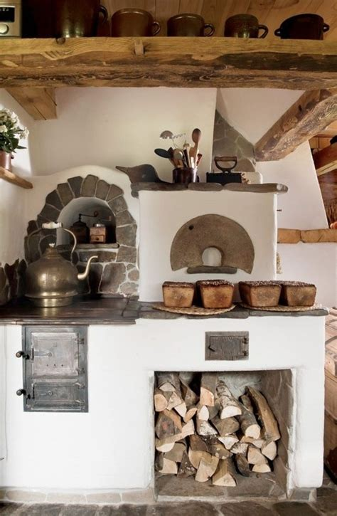 country house kitchens 65 beautiful interior design - Wooden Cottage Kitchen
