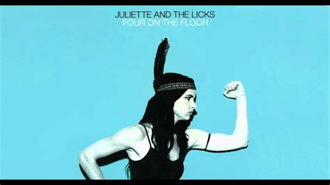 Im To See Juliette The Licks by Juliette And The Licks Smash And Grab