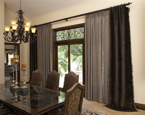 extra long draperies extra long curtains drapery room ideas