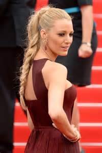 Hair Inspiration Red Carpet Plaits And Braids Harper S