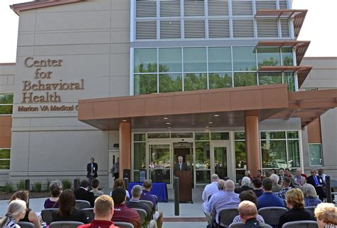 Detox Centers With Mental Health Virginia by Marion Va Celebrates Opening Of Mental Health Center