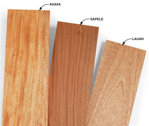Lumber Price List by Mahogany And Its Look Alikes Popular Woodworking Magazine