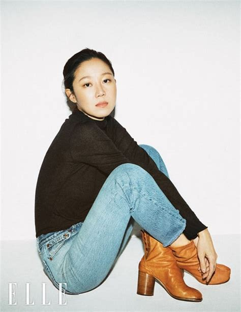 film terbaik gong hyo jin gong hyo jin talks about the actress she wants to be soompi