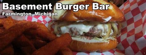 Basement Burger Bar Basement Burger Bar Burger Weekly