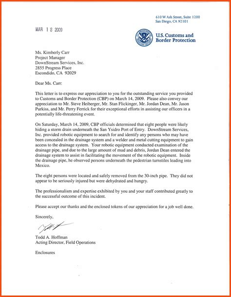 immigration reference letter immigration recommendation letter program format