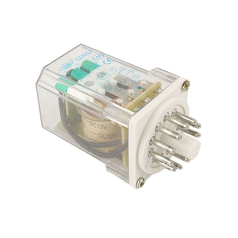 Relay Dc 12v 5a 8 Pin Jqx 4453 18f dc 12v coil 7 5a 220v ac 10a 24vdc general purpose relay 11 pin 3pdt ebay