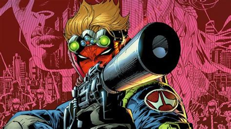 best comic characters top 10 comic book characters who use guns