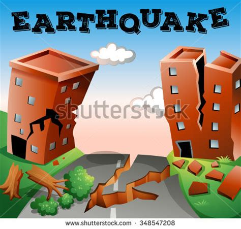 earthquake vector after earthquake clipart 74