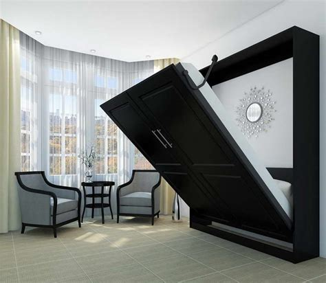 modern wall bed bedroom murphy beds design ideas with modern chairs