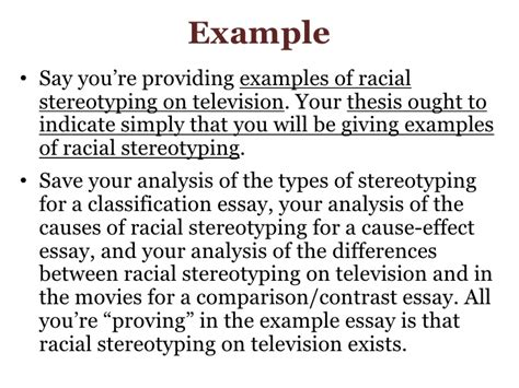 Stereotype Essay by College Essays College Application Essays Stereotype Essay