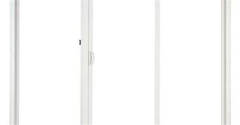 120 X 80 Patio Door by Simonton 120 In X 80 In 3 Panel White Contemporary