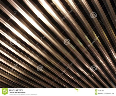 Ceiling Bars by Metal Ceiling Bar Background Stock Illustration Image