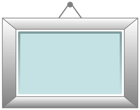 hanging frames hanging picture frame clip art clipart panda free