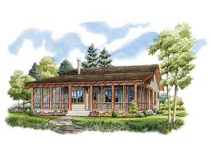 Low Country House Plans by Eplans Low Country House Plan Rustic Sportsman Cabin