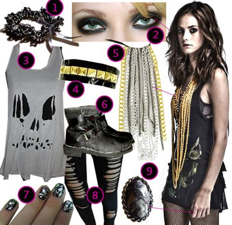Effy Stonem Wardrobe by Effy Stonem Effy Stonem Clothes And Grunge