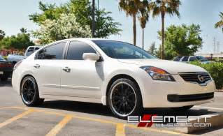 2009 Nissan Altima With 22 Inch Rims Nissan Altima Wheels And Tires 18 19 20 22 24 Inch