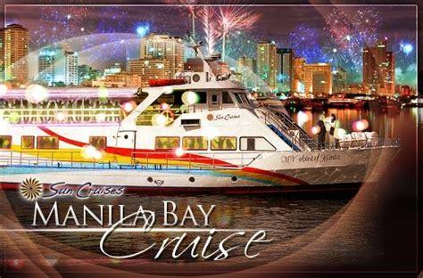 sun cruises dinner promo  cruise  manila bay
