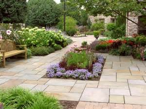 Patio With Garden Plants For Your Patio Hgtv