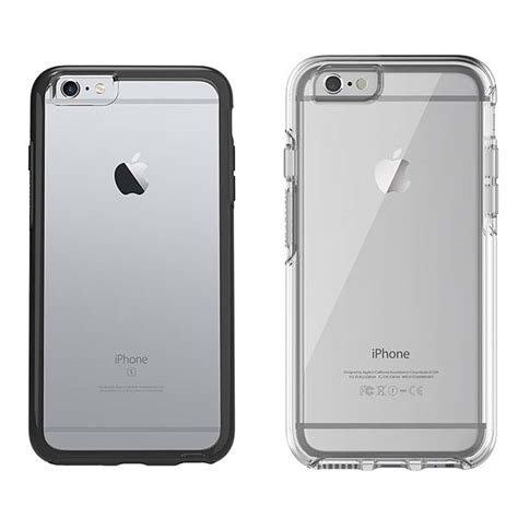 otterbox symmetry series clear iphone
