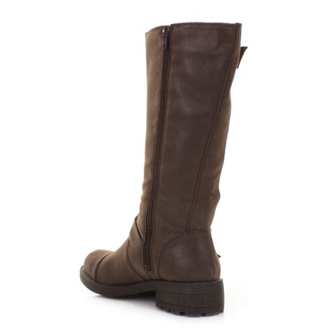 brown biker style boots 100 brown leather biker boots 1361 best boots u0026