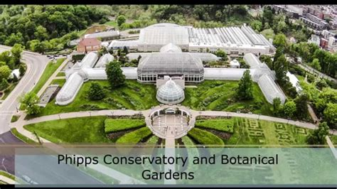 Phipps Conservatory Botanical Gardens Lofty Views Phipps Conservatory And Botanical Gardens