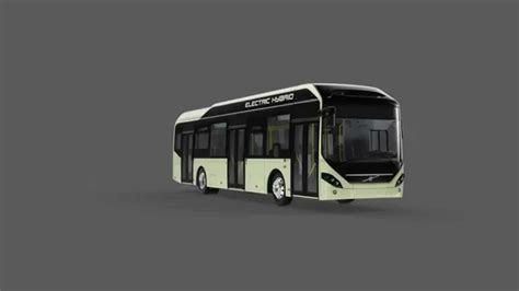 volvo opportunities volvo 7900 electric hybrid with opportunity charger 360