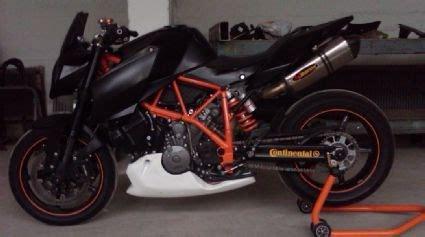 Motorrad Ktm 990 Super Duke R by Umgebautes Motorrad Ktm 990 Super Duke R Von Harry168
