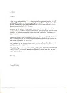 Exle Support Letter To Judge November 2012 Americandreamlost
