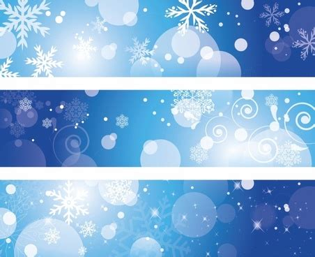Winter Banner Templates Free Vector Graphic Art Free Photos Free Icons Free Website Templates Psd Graphic Photoshop