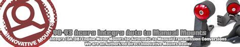 acura integra da innovative mounts