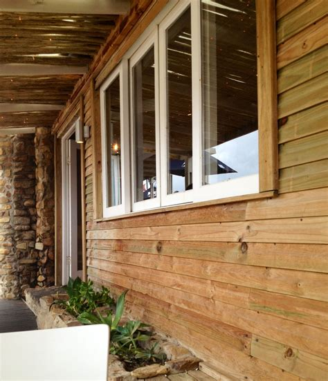 dont   timber cladding    rustic