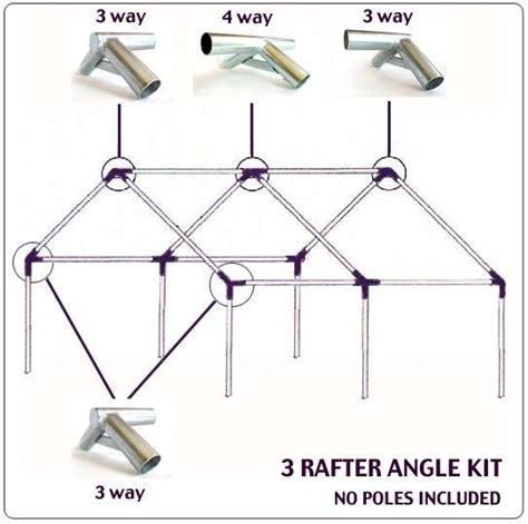 frame generator pattern pvc canopy tent frame plan tent frame angle joint kits