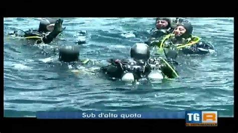 record 100 metri record mondo di immersione in alta quota 100 metri