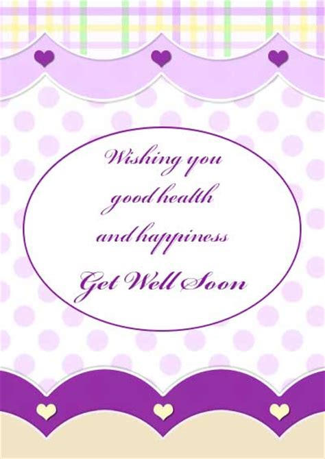 printable free get well cards printable get well cards