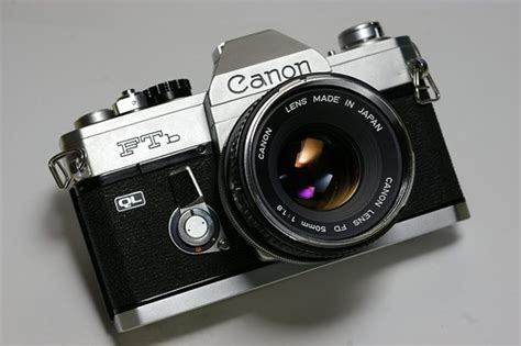 Slr Canon Ftb Analog Bukan Digital 118 best images about vintage canon 35mm slr cameras on canon slr and