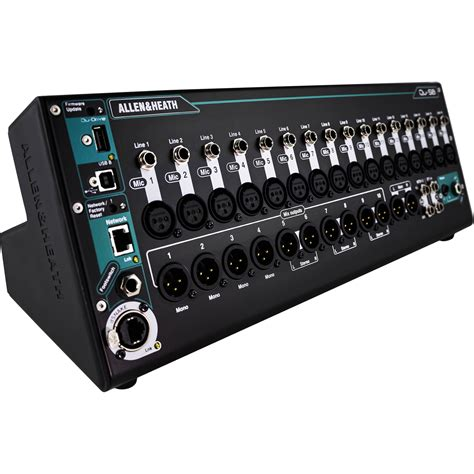Mixer Allen Heath Qu 32 Channel allen and heath digital desk best home design 2018