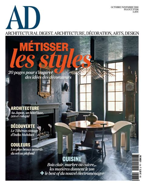 design magazine francais top 5 french interior design magazines paris design agenda
