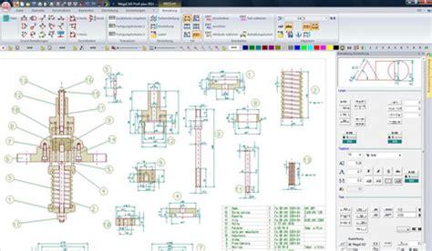 2d drawing software megacad 2d tr moderne 2d cad software
