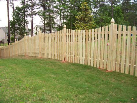 picket fences mossy oak fence wood picket fence