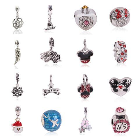 charming bead shop aliexpress buy free shipping 1pcs silver bead charm